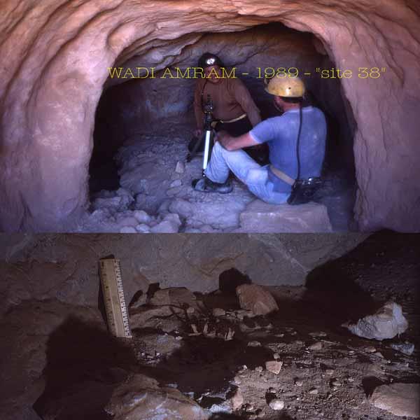 Wadi Amram, Timna site 38