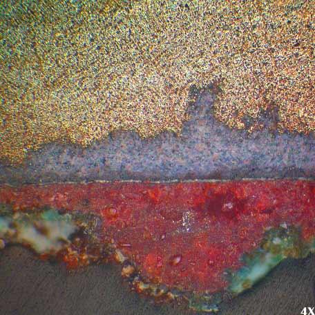 Corrosion propagation